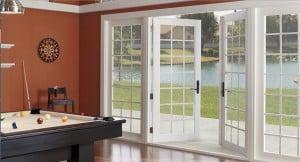 Pvc French Doors Uneeda Window Bermuda