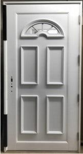 PVC Single Entry Doors