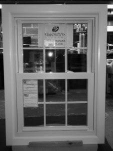 Pvc Sub Frames Uneeda Window Bermuda